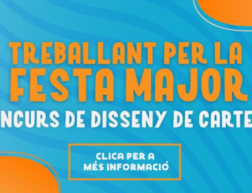 CONCURS DE CARTELL DE LA FESTA MAJOR DE SALT 2021