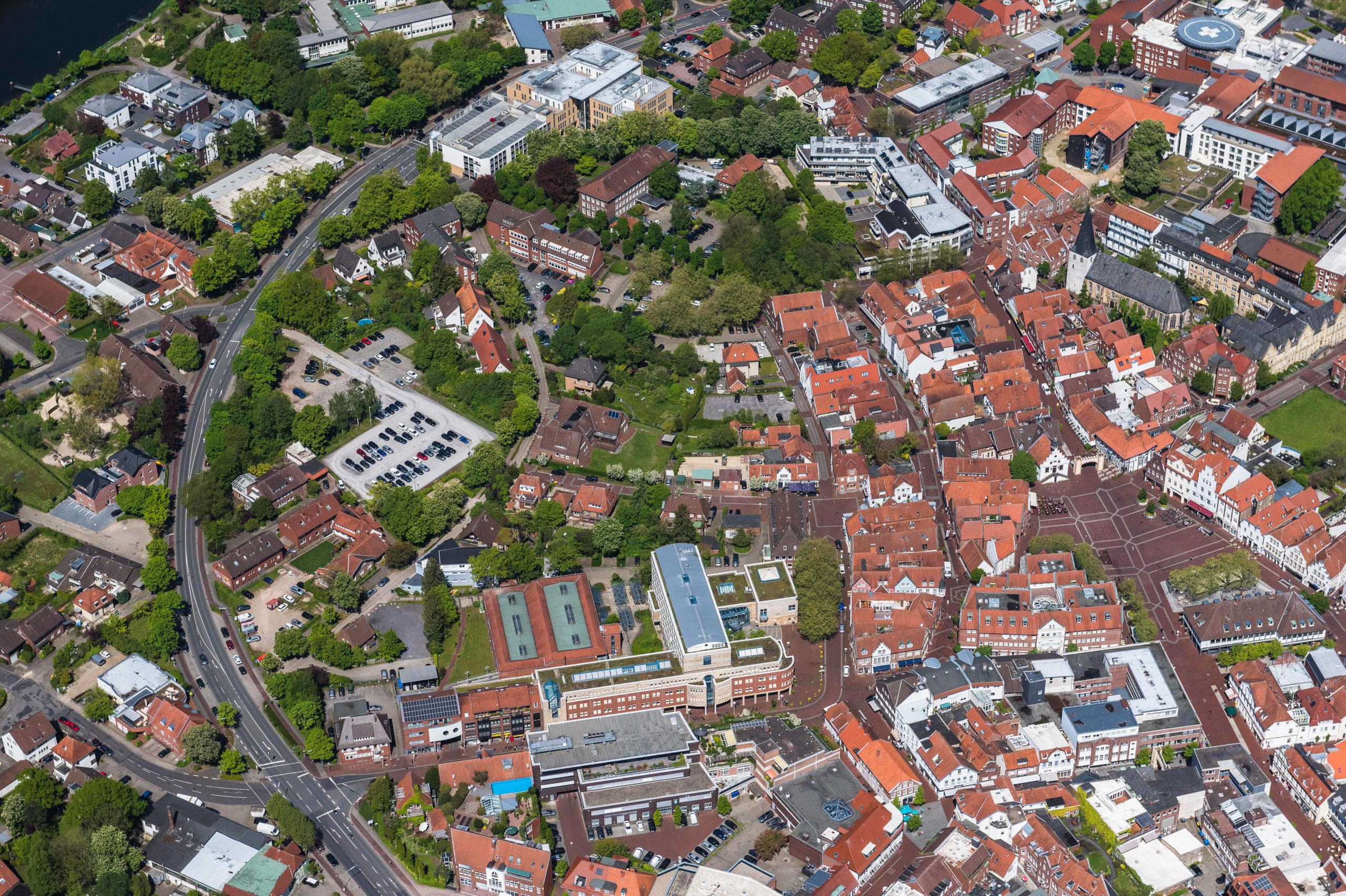 Luftbilder Lingen