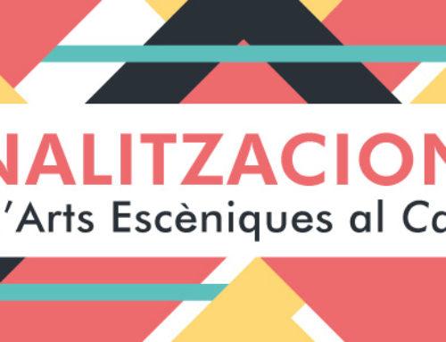 CANALITZACIONS Cicle d'Arts Escèniques al Canal