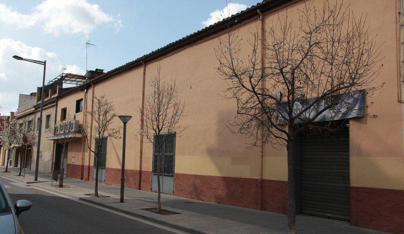 Edifici de l'antic cinema Núria