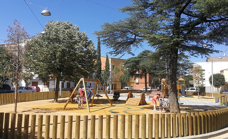 Parc Pau Casals