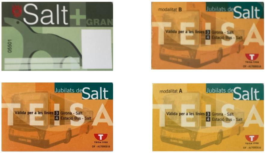 Targetes bus Salt