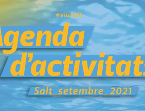 Agenda d'activitats Salt Estiu 2021 Setembre