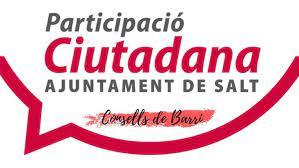 Logo consell de barri de Salt