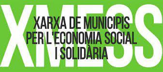 Logo Xarxa de municipis per l'economia social i solidària